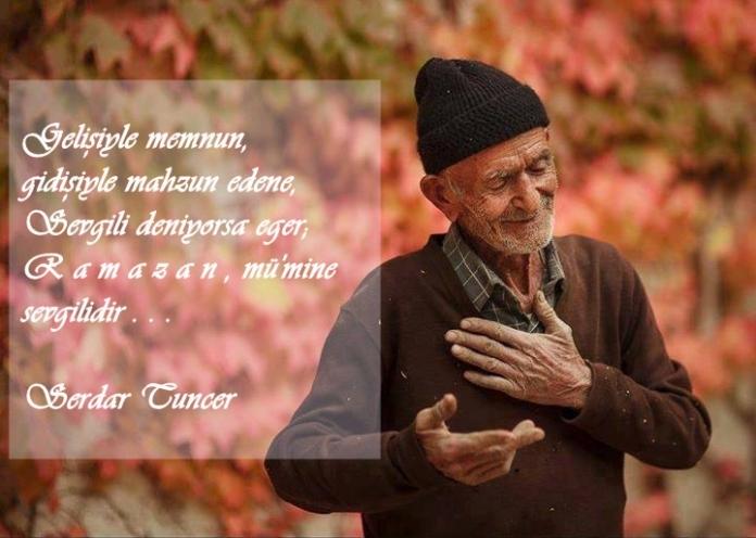 Ramazan mumine sevgilidir